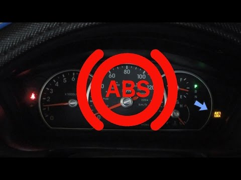 Mitsubishi Endeavor ABS Sensor Rear Right Removal and Installation