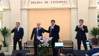 24.11.2013 CHRISTALL QUARTET cu piesa TU M-AI IERTAT