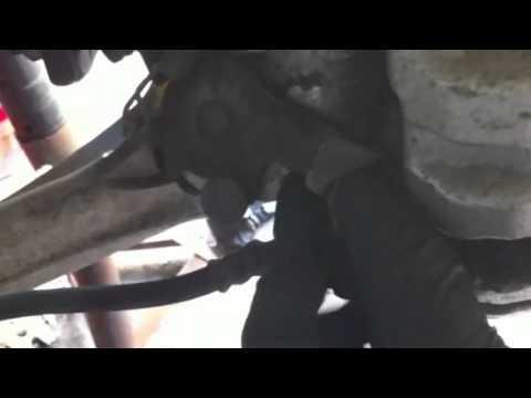 Parking brake slack