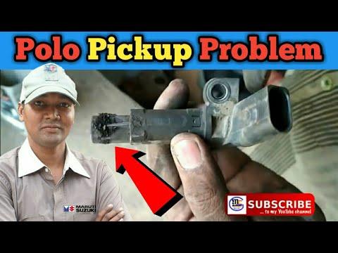 Polo pickup problem | Polo crank sensor position