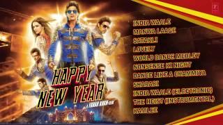 getlinkyoutube.com-Happy New Year - Full Audio Songs JUKEBOX - Shah Rukh Khan - Deepika Padukone