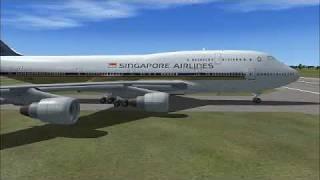 getlinkyoutube.com-TSS Boeing 747 PW sound FSX