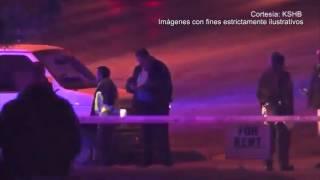 La policía está buscando a una persona que huyó de la escena de un accidente fatal
