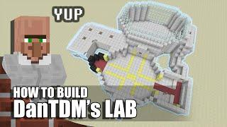 getlinkyoutube.com-Minecraft: How To Build DanTDM's Lab