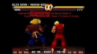 getlinkyoutube.com-TAS Street Fighter Ex 2 plus (ALL EXPERT MODE) in 33:38 by Dowg-Fury