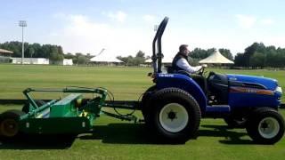 Major Equipment Roller Mower Ghantoot Polo