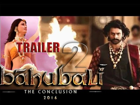 Bahubali 2 The conclusion 2017 Full Movie HD Trailer Out Now