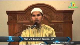 Ust Erwandi Tarmizi MA