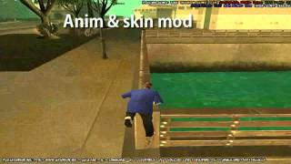 getlinkyoutube.com-[SAMP]mods ( timecyc , skin , weapons ... ) 1080HD