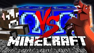 getlinkyoutube.com-Minecraft: OMEGA LUCKY BLOCK CHALLENGE | Morph Mod Hunt