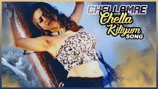 Harris Jayaraj Hits | Chellamae Movie Songs | Chella Kiliyo Song | Vishal | Bharath | Reema Sen