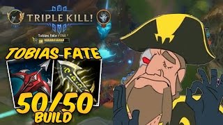 TOBIAS FATE | NEW 50/50 BUILD | FULL STREAM HIGHLIGHTS