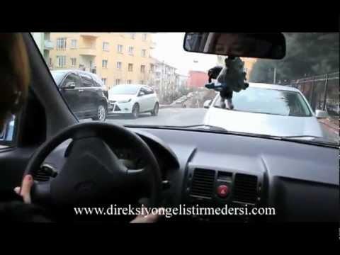 İki araç arasına paralel park etme