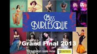 getlinkyoutube.com-Miss Burlesque Australia 2013 Miss Jane Neo