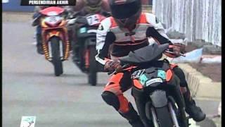 getlinkyoutube.com-Round 3 - Privateer Final (Full Race) - 2011 PETRONAS Malaysian Cub Prix Championship