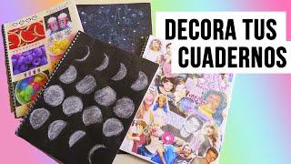 getlinkyoutube.com-DECORA TUS CUADERNOS | REGRESO A CLASES 2016♡ (4 ideas)