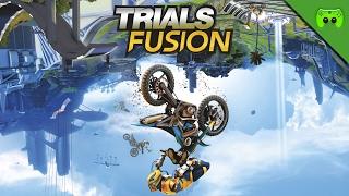 XXL LANG 🎮 Trials Fusion #49