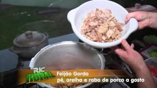 Aprenda a receita do Feijão Gordo