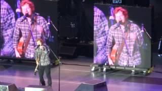 getlinkyoutube.com-Ed Sheeran-I Was Made to Love Her--Live at Arrowhead Stadium in Kansas City 2015-06-27