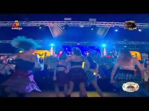 Rita Pereira dança na Festa de Verão da TVI (2014)