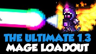 getlinkyoutube.com-Terrarria 1.3 - THE ULTIMATE MAGE LOADOUT - The Best Mage Setup In Terraria 1.3!
