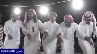 getlinkyoutube.com-شباب البقوم والعرضه على شيلة بني عزيز من مطير حمران النواظر