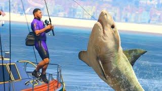 getlinkyoutube.com-GTA 5 Mods - DEADLIEST CATCH FISHING MOD! (GTA 5 PC Mods)
