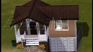 getlinkyoutube.com-Sims 3 Tiny House 5 (Starter Home)
