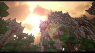 getlinkyoutube.com-Minecraft Cinematic - Dwarven City of Consilium