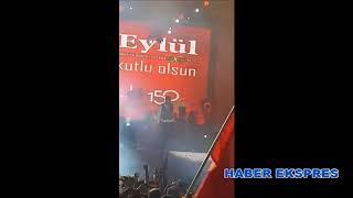 İzmir'de Haluk Levent'ten İzmir Marşı