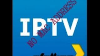 (FIX#2) IPTV Stalker NO MAC ADDRESS NEEDED! **Working** 08/11/15