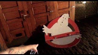 getlinkyoutube.com-Inside The Ghostbusters Firehouse - ABANDONED