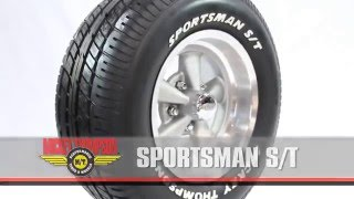 Mickey Thompson Sportsman S/T Radial Tires Overview Tutorial