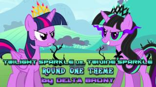 getlinkyoutube.com-Twilight Sparkle vs. Twivine Sparkle (Round One Theme)