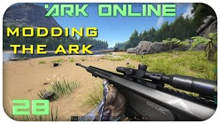 getlinkyoutube.com-Modding the ARK / CNC Machine / New Weapons - ARK: Survival Evolved #28 | Onkel Bens LPs