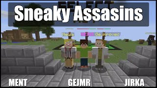 getlinkyoutube.com-[Minecraft]Sneaky Assasins (MenT, Gejmr, Jirka)