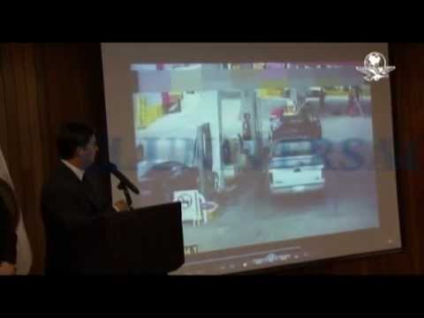 Un chihuahuense, entre los cinco 'Zetas' detenidos por atentado en casino