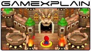 getlinkyoutube.com-New Super Mario Bros. 2 Final Level Playthrough (World 6 Castle )