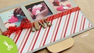 getlinkyoutube.com-Tarjeta San Valentin * Surprise Slide * // Valentines Cards
