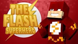 getlinkyoutube.com-Minecraft Mods ★ THE FLASH - SUPERHERO ★ Crazy Craft 2 [Ep.5]