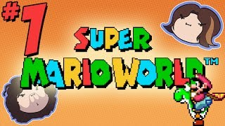 getlinkyoutube.com-Super Mario World: Yoshi Time - PART 1 - Game Grumps