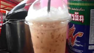 getlinkyoutube.com-สอนสูตรชงชานมเย็น สูตรชากาแฟ ตะวันกาแฟ รับรองท่านทำเป็นแน่