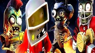 getlinkyoutube.com-Plants vs. Zombies: Garden Warfare - All Fire Zombies