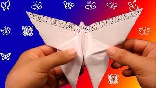 getlinkyoutube.com-How to Make an Origami Butterfly