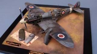 getlinkyoutube.com-Tamiya 1/32 Supermarine Spitfire Mk.IXc