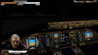 [P3D v3.3] Full VATSIM ATC at Dubai | UAE107 777-300ER