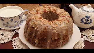 getlinkyoutube.com-كيكة بالقهوة والكريم كتحمق  Très bon cake au café