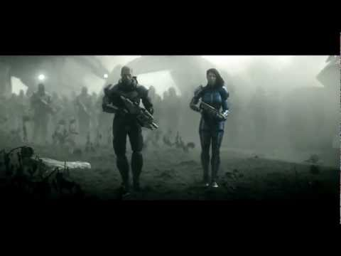 Mass Effect 3 | EXTENDED Take Earth Back trailer (2012)
