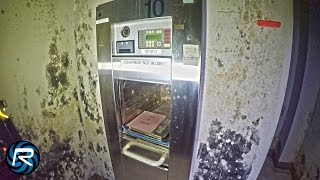 getlinkyoutube.com-Exploring an Abandoned Hospital with DIHYW