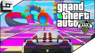 getlinkyoutube.com-GTA 5 Funny Moments - Epic Races Online w/ The Pojkband #2